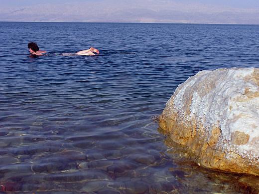 Jordánia Holt-tenger vize