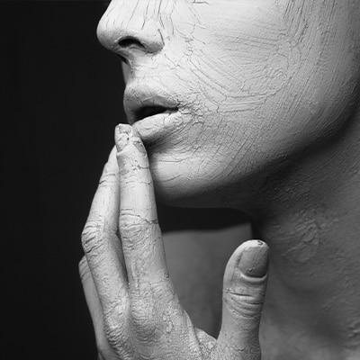 hentesek a pikkelysmr kezelsre az arcát vörös kis foltok borították