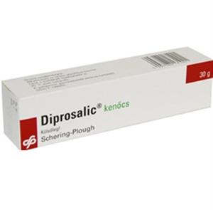 Diprosalic kenőcs