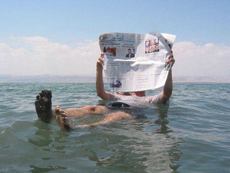 Miként alakulhatott ki a Holt-tenger, és van-e gyógyhatása?