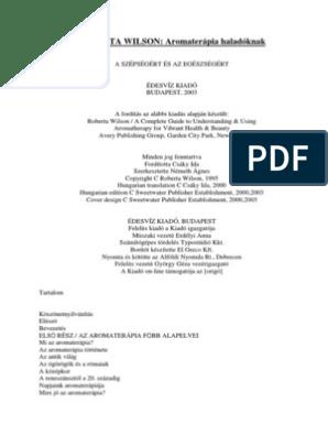 Gyógynövény ismeret jegyzet - [PDF Document]